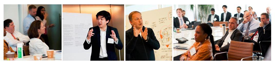 Michael Hu @ WEF NY Workshop